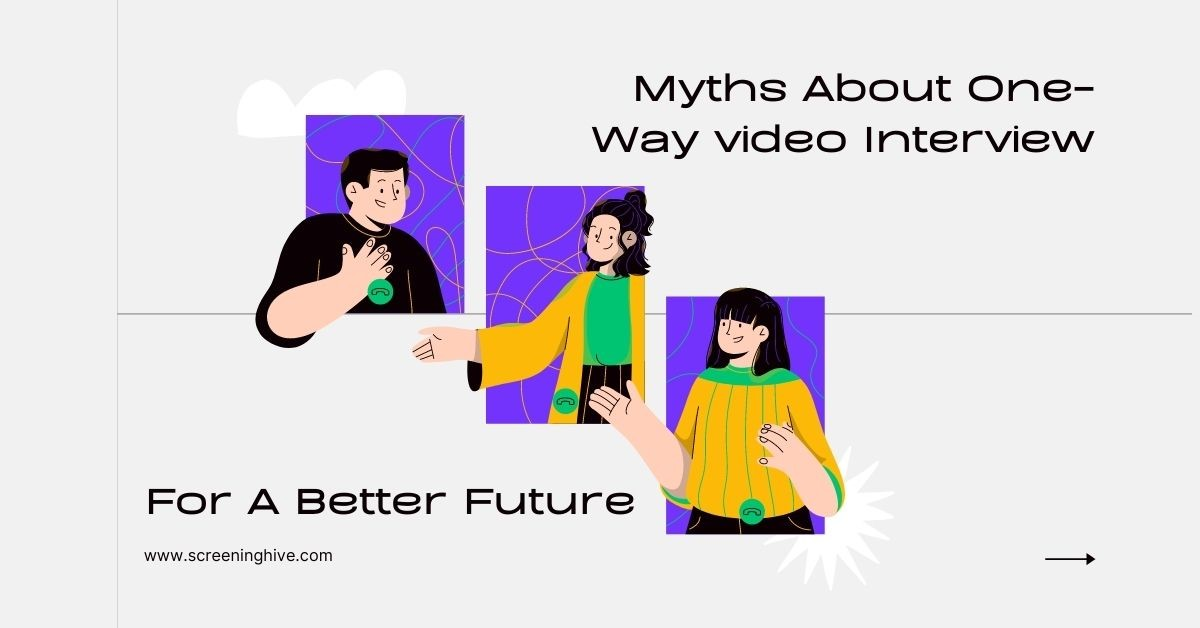 myth about video interview